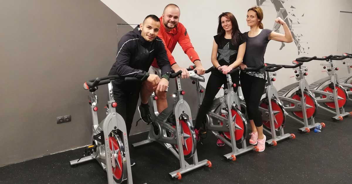 Spinning тренировки в София - Студентски град